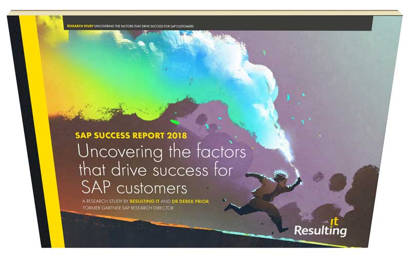 SAP Success Report 2018 Resulting